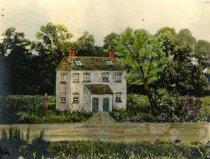 Image of 00047.95 - Frame House near Cedar Grove Mill