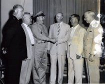 Image of Auxiliary Police Graduation 54