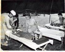 Image of Lansdale VMSC Hospital Tent - High School