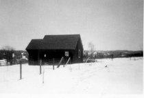 Image of HL103 - Flintlock - Rear view Garage1960