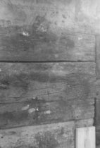 Image of HL113 - Close up of adjoining wall1962 right side