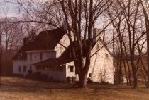 Image of HL122 - Flintlock - Diningroom and Kitchen end of the house 1983