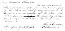 Image of Lease Termination 1846