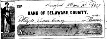 Image of LW160 - Bank of Delaware County