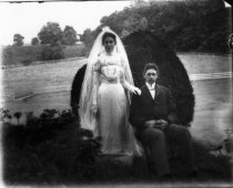 Image of 01599 - Bride and Groom