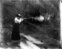 Image of 01601 - Shooting Practice at the Quarry