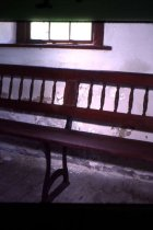 Image of Restored Bench 1978
