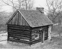 Image of Lawrence Cabin 1967