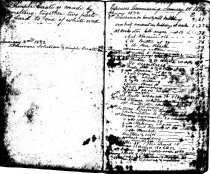 Image of LW257 - Book of Expenses 1872