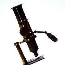 Image of Compound monocular microscope -