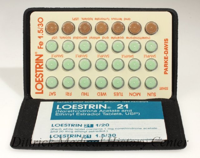 Should not use Loestrin due to the increased