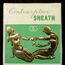 Image of Romax contraceptive sheath - 0