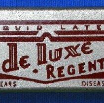 Image of Deluxe Regent condom - 0