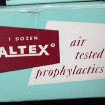 Image of Altex air tested prophylactics - 0