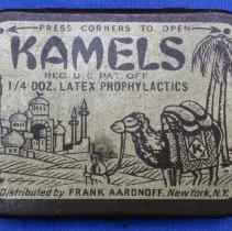 Image of Kamels condoms - 0