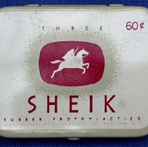 Image of SHEIK Condoms