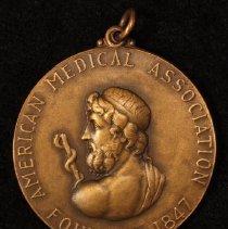 Image of Medal: American Medical Association - 0