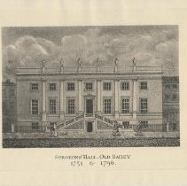 Image of Surgeons Hall, Old Bailey -