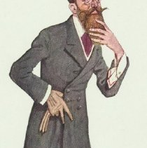 Image of Caricature- Gynecologist -