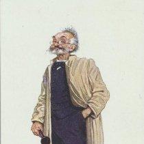 Image of Caricature- Internist