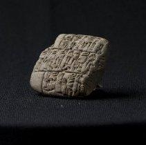 Image of Cuneiform tablet, 06.18b
