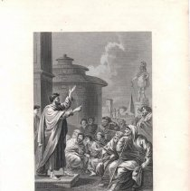 Image of 08.17 - St. Paul Preaching to the Romans