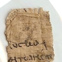 Image of 09.1173 - 28 papyrus fragments