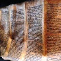 Image of Exodus Scroll
