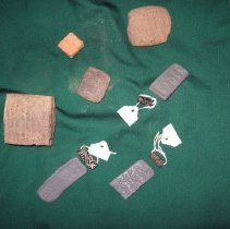 Image of Cuneiform tablets and cylinder seals
