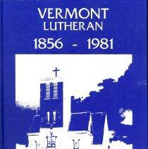 Image of Vermont Lutheran 1856-1981 - Urness, Jon