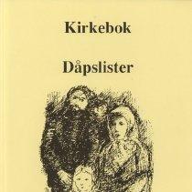 Image of Kirkebok Dåpslister -