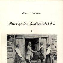 Image of Ættesoge for Gudbrandsdalen I - Hougen, Engebret