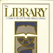 Image of The Library, A Guide to the LDS Family History Library - Cerny, Johni