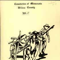 Image of Cemeteries of Minnesota, Wilkin County, vol. 7 - Red River Valley Genealogical Society