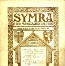 Image of Symra : et skrift for Norske : paa begge sider af havet : vol. 8, pt. 1 - Prestgard, Kristian