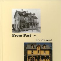 Image of From Past to Present : The History of Adams County - Adams County Historical County