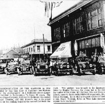 Image of Autos on Leary way-1914