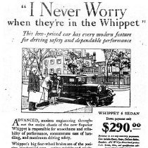 Image of Whippet Ad