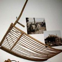 Image of Wheat cradle