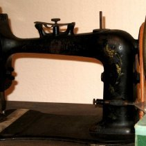 Image of E-Z Mills Sewing Machine