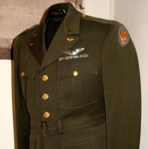Image of Wofford WWII Army Jacket
