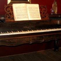 Image of Square Grand Piano