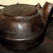 Image of Cast Iron Tea Kettle