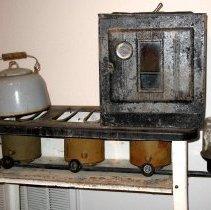 Image of Kerosene oil burning stove