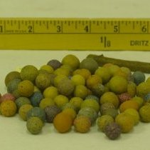 Image of Early 1900s Clay Marbles