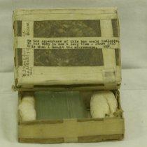 Image of 1915 Doctor's Microscope Slides - Slide