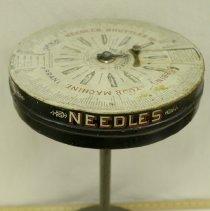 Image of 1925 Boye Needle Dispenser - Cabinet, Display