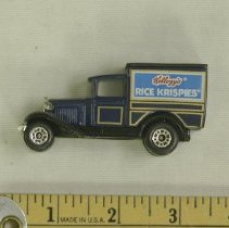 Image of Matchbox Toy Truck