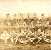 Image of 1928 Cartersville High Football Team - Print, Photographic