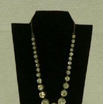Image of 1928 Rhinestone Necklace - Necklace